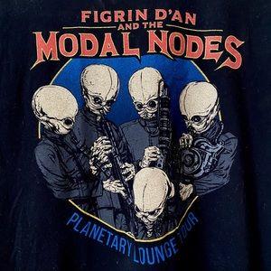Figrin D'an and the Modal Nodes Star Wars T-Shirt